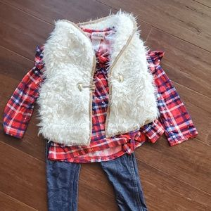 Little Lass Matching Sets - Toddler 4t outfit